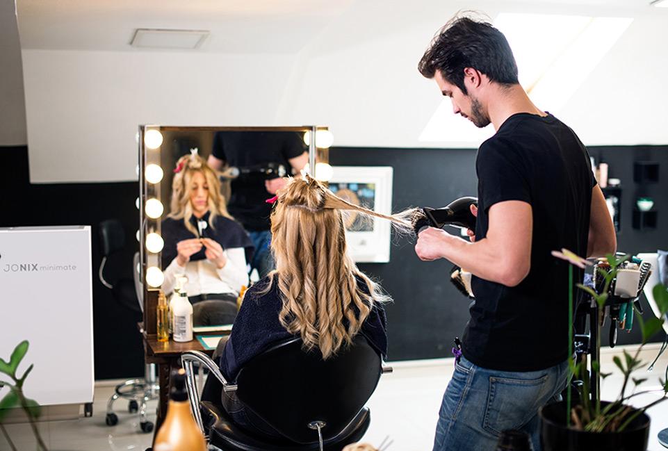 Jonix mini Mate depuratore aria per parrucchieri