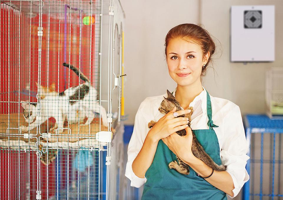 Jonix Steel per settore veterinario